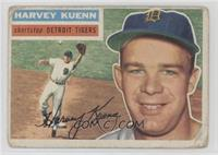 Harvey Kuenn (White Back) [Poor]