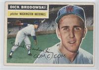 Dick Brodowski (Gray Back) [GoodtoVG‑EX]