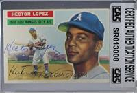 Hector Lopez (Gray Back) [CASCertifiedSealed]