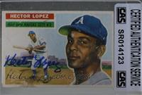 Hector Lopez (White Back) [CAS Certified Sealed]