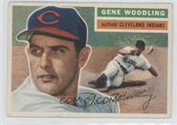 Gene Woodling (Gray Back) [Good to VG‑EX]