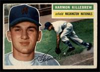 Harmon Killebrew (Gray Back) [VG EX]