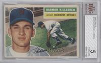 Harmon Killebrew (Gray Back) [BVG 5 EXCELLENT]