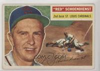 Red Schoendienst (Gray Back) [Good to VG‑EX]