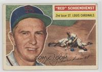 Red Schoendienst (Gray Back) [Poor to Fair]