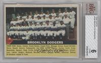Brooklyn Dodgers Team (grey back) [BVG 6]