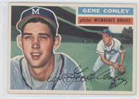 Gene Conley (Gray Back)