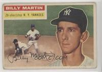 Billy Martin [Poor to Fair]