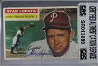 Stan Lopata [CAS Certified Sealed]