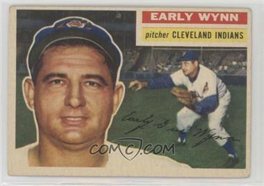 1956 Topps - [Base] #187 - Early Wynn