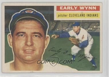 1956 Topps - [Base] #187 - Early Wynn