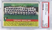 Chicago White Sox Team [PSA 3.5]
