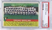 Chicago White Sox Team [PSA3.5]