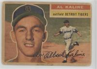 Al Kaline (Gray Back) [Poor to Fair]