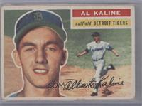 Al Kaline (White Back) [Good to VG‑EX]
