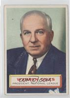 Warren Giles (Gray Back)