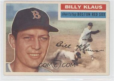1956 Topps - [Base] #217 - Billy Klaus