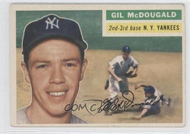 1956 Topps - [Base] #225 - Gil McDougald