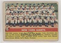 New York Giants Team [NonePoortoFair]