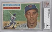 Chico Carrasquel [BVG 7 NEAR MINT]