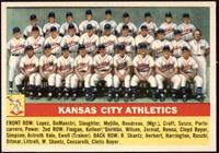 Kansas City Athletics Team [NMMT]