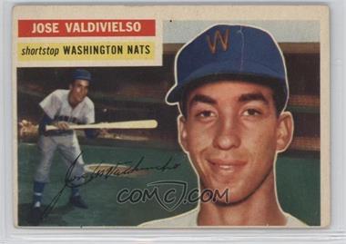 1956 Topps - [Base] #237 - Jose Valdivielso [GoodtoVG‑EX]