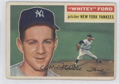 1956 Topps - [Base] #240 - Whitey Ford