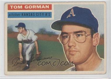 1956 Topps - [Base] #246 - Tom Gorman
