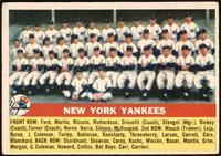 New York Yankees Team [VG]