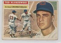 Ted Kluszewski (Gray Back) [Good to VG‑EX]