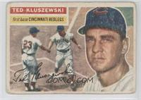 Ted Kluszewski (White Back) [Poor to Fair]