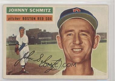 1956 Topps - [Base] #298 - Johnny Schmitz