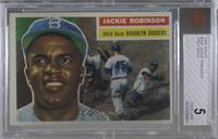 Jackie Robinson (Gray Back) [BVG 5 EXCELLENT]