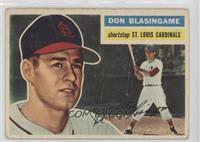 Don Blasingame [Poor]