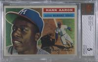 Hank Aaron (Gray Back) [BVG 5 EXCELLENT]