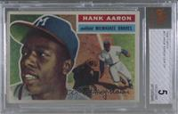 Hank Aaron (White Back) [BVG 5 EXCELLENT]