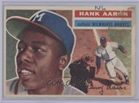Hank Aaron (White Back) [Poor to Fair]