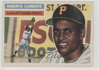 Roberto Clemente (Gray Back) [Good to VG‑EX]