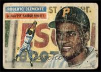 Roberto Clemente (White Back) [POOR]