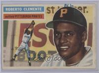 Roberto Clemente (White Back) [Poor to Fair]