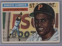 Roberto Clemente (White Back) [Good to VG‑EX]
