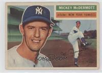 Mickey McDermott [GoodtoVG‑EX]