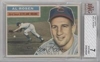 Al Rosen (White Back) [BVG 7 NEAR MINT]