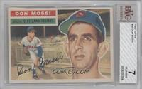 Don Mossi (White Back) [BVG 7]