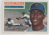 Carlos Paula (Gray Back)