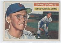 Ernie Oravetz (Gray Back) [Good to VG‑EX]