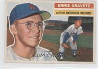 Ernie Oravetz (White Back)