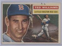 Ted Williams (White Back) [Poor to Fair]