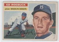 Ed Roebuck (White Back) [GoodtoVG‑EX]
