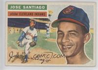 Jose Santiago (Gray Back)